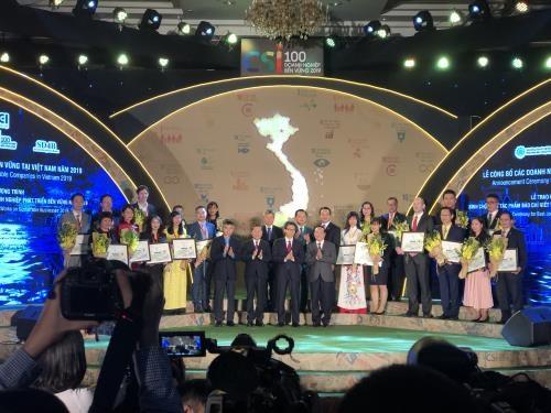 Les entreprises durables au Vietnam a l'honneur hinh anh 1