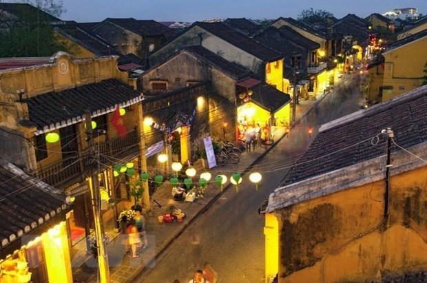 Hoi An accueille son 4,6 millionieme visiteur etranger en 2019 hinh anh 1