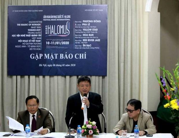 Bientot le premier festival international de musique de Ha Long hinh anh 1