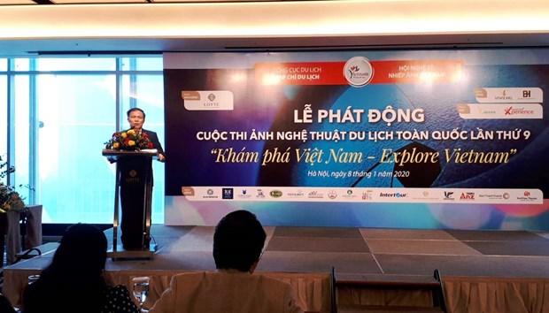 Lancement du 9e concours de photos d'art sur le tourisme au Vietnam hinh anh 1