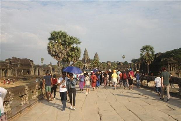 The US-ASEAN Business Council aide le Cambodge a diversifier ses produits touristiques hinh anh 1