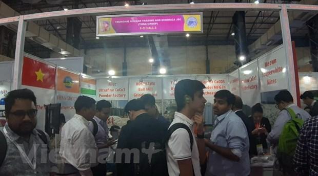Le Vietnam a la 11e exposition internationale des produits en plastique 2020 en Inde hinh anh 1