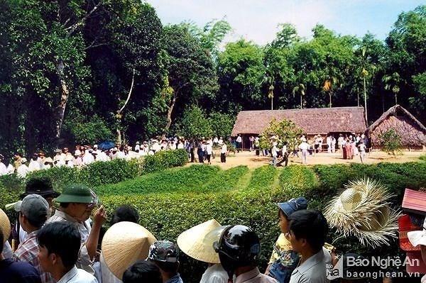L'Annee du Rat 2020: nombreuses personnes affluent vers le site de Kim Lien hinh anh 1