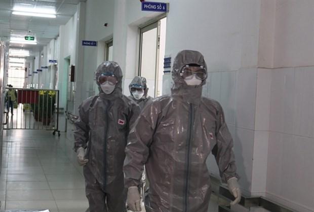 Le premier citoyen vietnamien positif pour le coronavirus en Chine hinh anh 1