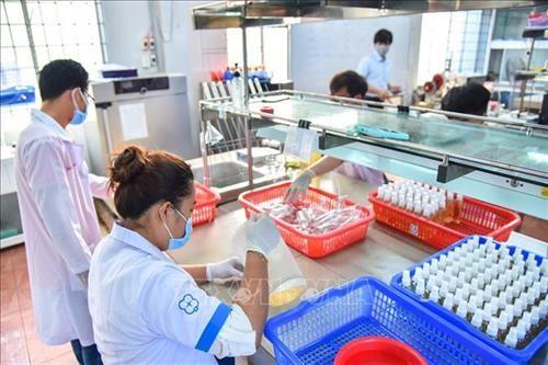 nCoV : favoriser au maximum les etudes et le deploiement de la production du kit de test hinh anh 1