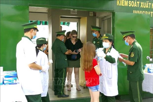COVID-19 : protection de la sante des touristes au Vietnam hinh anh 1