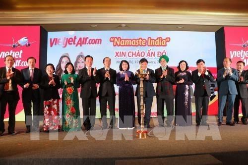 Vietjet Air lance de nouvelles lignes directes vers l'Inde hinh anh 1