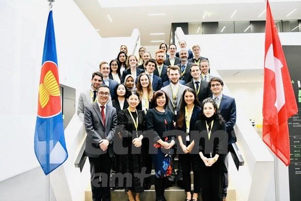 Un seminaire sur la politique exterieure du Vietnam et le partenariat Vietnam-Suisse hinh anh 1