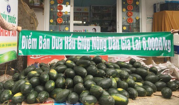 COVID-19 : la R de Coree soutient la consommation des produits agricoles vietnamiens hinh anh 1
