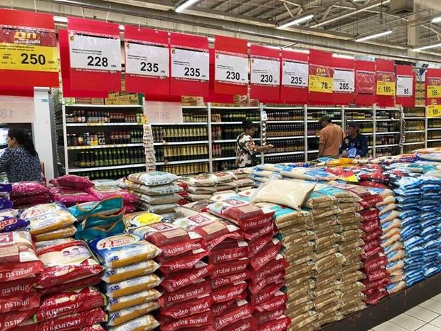 La Thailande cherche a retrouver la position du premier exportateur mondial de riz hinh anh 1