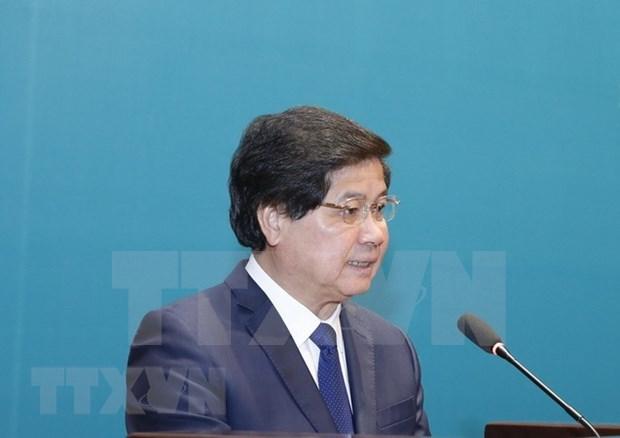 Le Vietnam et les Etats-Unis promeuvent le commerce des produits agricoles hinh anh 1