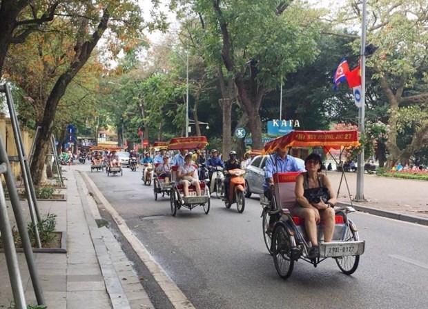 COVID-19 : le tourisme de Hanoi franchit des difficultes pour organiser la Formule 1 hinh anh 1