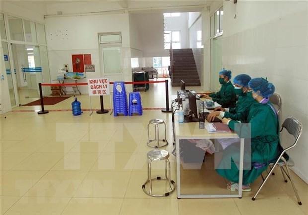COVID-19: Vinh Phuc se concentre sur le reglement des difficultes hinh anh 1