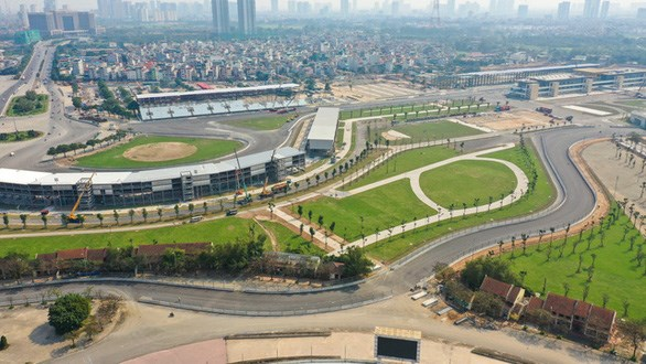 Le Grand Prix de Formule 1 au Vietnam pourrait etre proroge a cause du COVID-19 hinh anh 1
