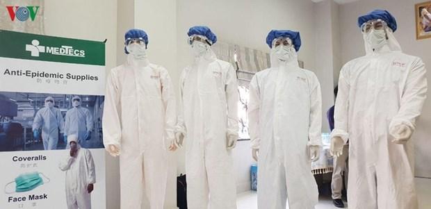 COVID-19 : le Cambodge confirme le 3e cas de contamination hinh anh 1