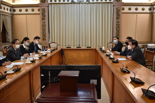 Engagement dans l'utilisation efficace des APD du Japon hinh anh 1