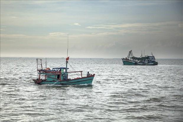 INN : Kien Giang soutient les proprietaires des bateaux de peche hinh anh 1