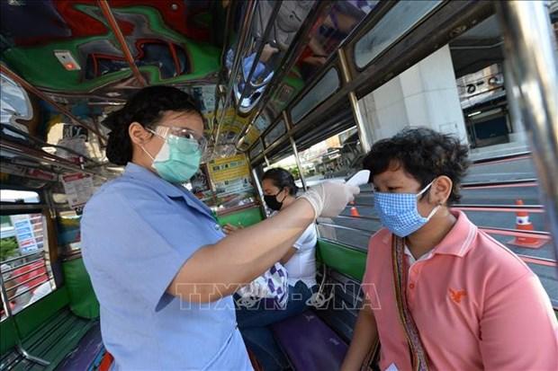 COVID-19 : situation de l'epidemie en certains pays en Asie du Sud-Est hinh anh 1