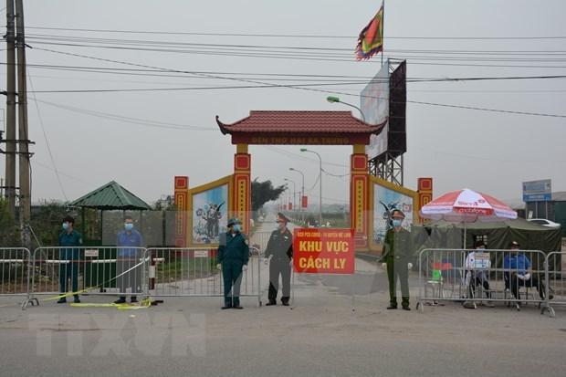 La presse internationale analyse de premiers succes du Vietnam dans le combat de COVID-19 hinh anh 1