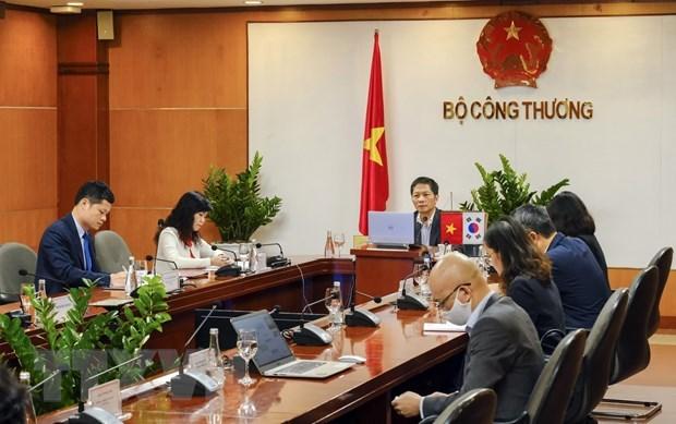 Vietnam et R. de Coree : regler des difficultes des entreprises impactees par le COVID-19 hinh anh 1