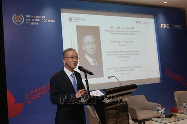 La R. de Coree apprecie la solidarite au Sommet special de l'ASEAN+3 sur la reponse au COVID-19 hinh anh 1