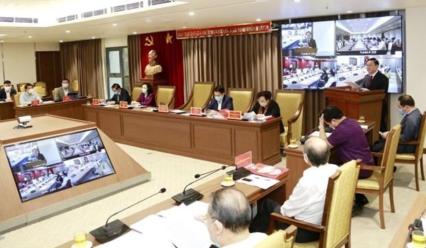 Hanoi cherche a relancer l'economie alors que la pandemie COVID-19 se poursuit hinh anh 1
