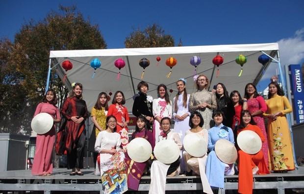 Le Vietnam occupe le deuxieme rang en nombre d'etudiants etrangers au Japon hinh anh 1