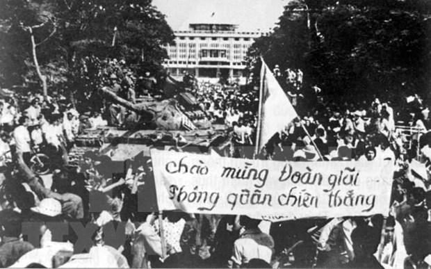 La Grande victoire du Printemps 1975 - le resultat d'un enorme sacrifice hinh anh 1
