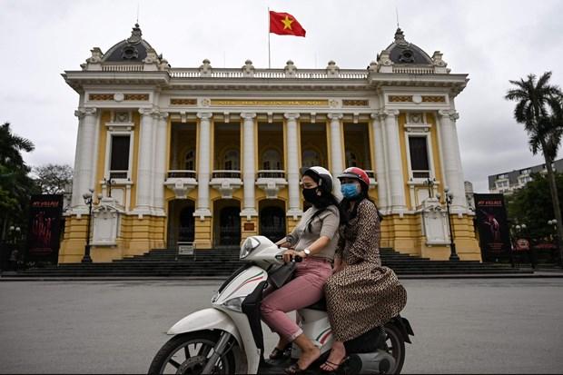 Une presse russe salue des premiers succes du Vietnam dans le combat contre le COVID-19 hinh anh 1