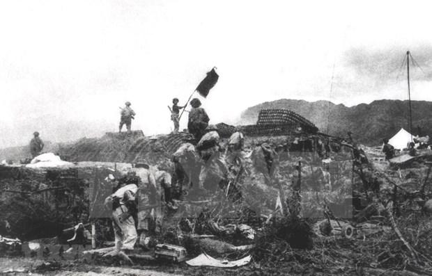 La victoire de Dien Bien Phu est la fierte du peuple vietnamien, selon le journal Pathet Lao hinh anh 1