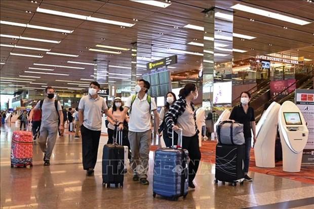 Singapour autorisera des transits de passagers a l'aeroport de Changi a partir du 2 juin hinh anh 1