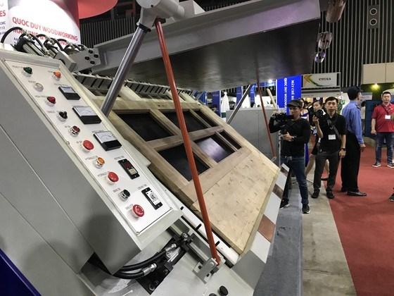 Les exportations de bois en hausse grace aux nouveaux marches hinh anh 1
