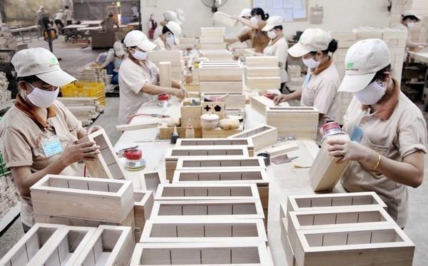 Teleconference sur les echanges de marchandises entre le Vietnam et le Guangxi (Chine) hinh anh 1