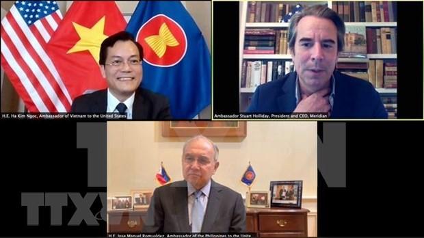 Des entreprises americaines s'interessent aux mesures de relance economique du Vietnam hinh anh 1