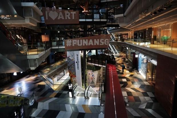 Les ventes au detail a Singapour connaissent la plus forte baisse en 35 ans hinh anh 1