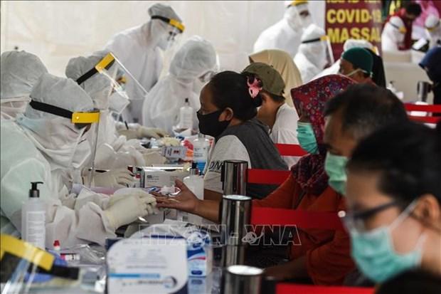 La situation pandemique dans certains pays d'Asie du Sud-Est hinh anh 1