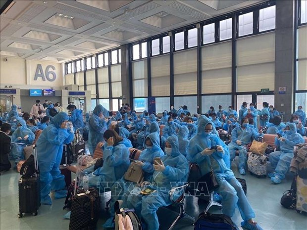 COVID-19 : 55e jour sans contamination intracommunautaire au Vietnam hinh anh 1