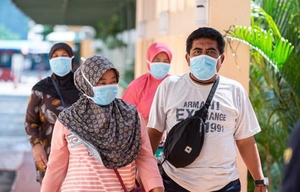 COVID-19 : l'Indonesie en tete de l'Asie du Sud-Est en nombre des cas contamines hinh anh 1