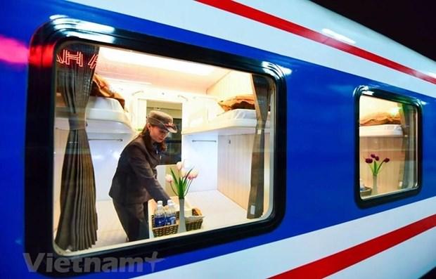 Vers une relance du secteur ferroviaire : il faut changer la pensee de son personnel hinh anh 1