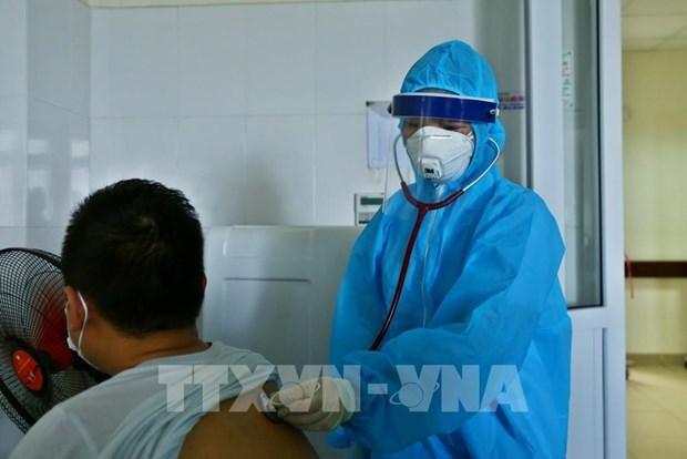 Le pays ne compte plus que 11 cas encore testes positifs au coronavirus le 1er juillet hinh anh 1