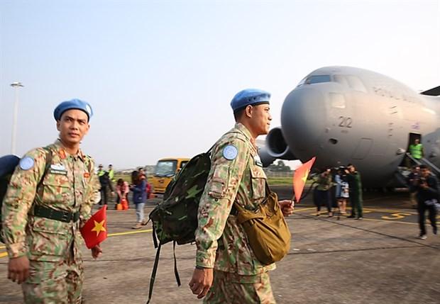 Le Vietnam rejoint le debat public du CSNU sur les operations de paix et les droits de l'homme hinh anh 2