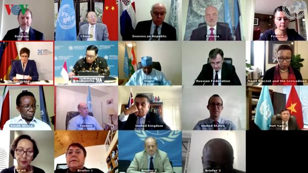Le Vietnam rejoint le debat public du CSNU sur les operations de paix et les droits de l'homme hinh anh 1