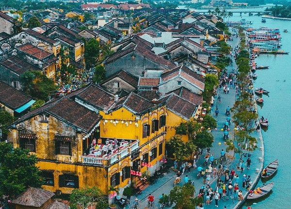 Hoi An en tete des 15 meilleures villes touristiques d'Asie hinh anh 1