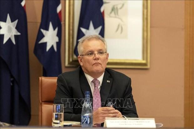 L'Australie reaffirme son soutien a la liberte de navigation maritime en mer Orientale hinh anh 1