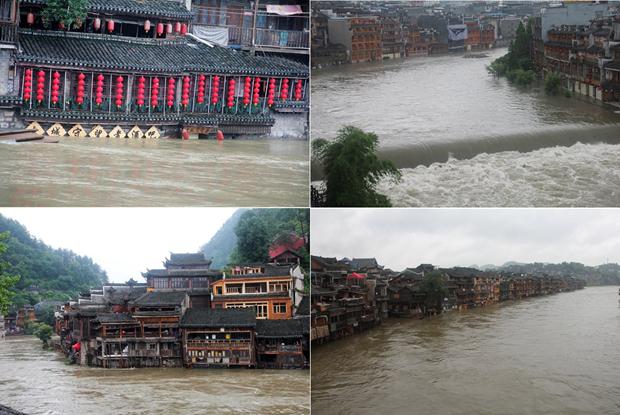 Le Vietnam accorde 100.000 dollars a la Chine pour regler les consequences des inondations hinh anh 1