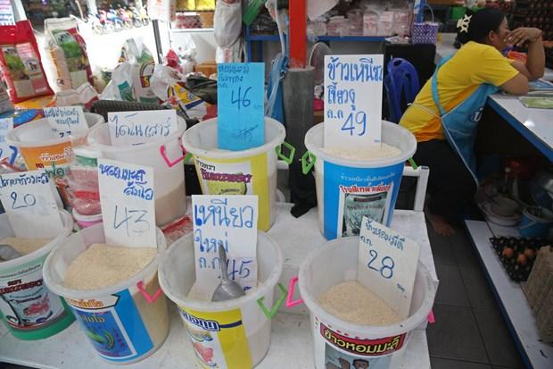 La Thailande approuve un programme de garantie des prix du riz pour la campagne 2020-2021 hinh anh 1