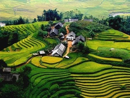 Sa Pa, Ninh Binh parmi les destinations incontournables d'Asie hinh anh 1