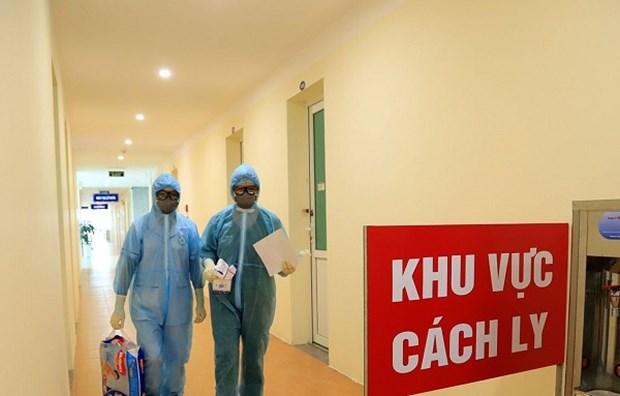 COVID-19: huit nouveaux cas positifs a Da Nang hinh anh 1