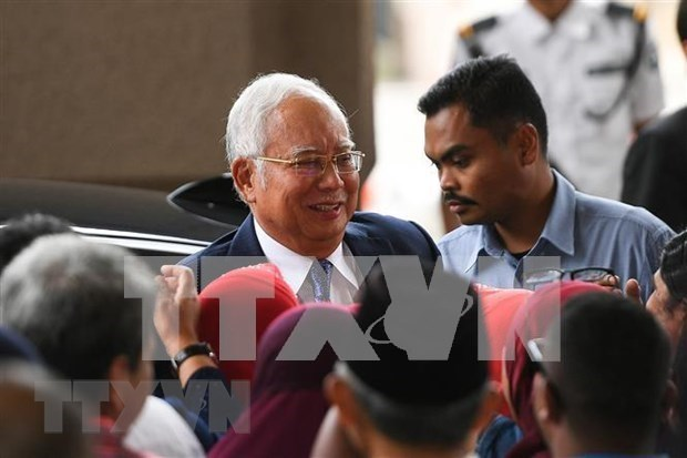 L'ex-Premier ministre malaisien Najib Razak condamne a 12 ans de prison hinh anh 1