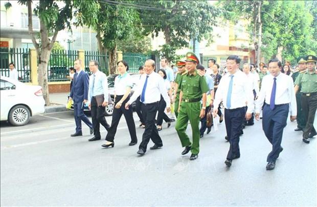 Les autorites determinees a eradiquer la traite d'etres humains au Vietnam hinh anh 1